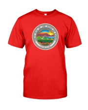 Great Seal of the State of Kansas Classic T-Shirt tile