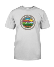Great Seal of the State of Kansas Premium Fit Mens Tee thumbnail