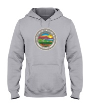 Great Seal of the State of Kansas Hooded Sweatshirt thumbnail