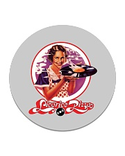 Licorice Pizza Circle Coaster thumbnail