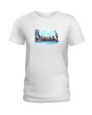 New York City - New York Ladies T-Shirt thumbnail