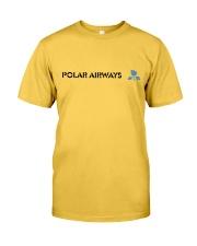 Polar Airways Classic T-Shirt front