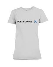 Polar Airways Premium Fit Ladies Tee thumbnail