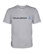Polar Airways V-Neck T-Shirt thumbnail