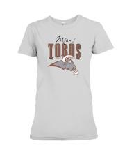 Miami Toros Premium Fit Ladies Tee thumbnail