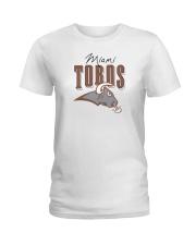 Miami Toros Ladies T-Shirt thumbnail