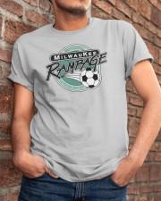 Milwaukee Rampage Classic T-Shirt apparel-classic-tshirt-lifestyle-26