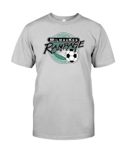 Milwaukee Rampage Classic T-Shirt front