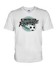 Milwaukee Rampage V-Neck T-Shirt thumbnail