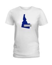 Idaho Ladies T-Shirt thumbnail