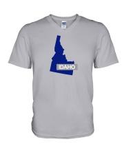 Idaho V-Neck T-Shirt thumbnail