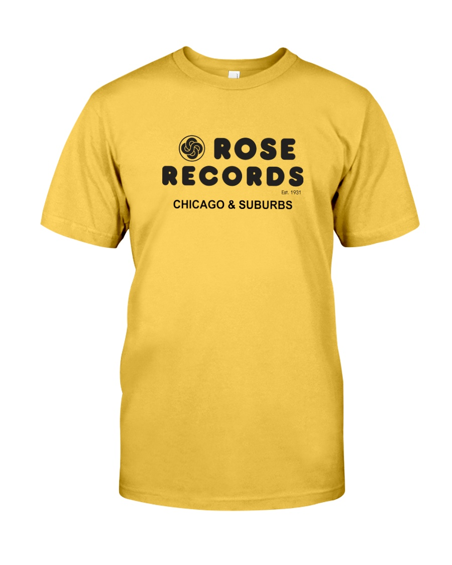 Rose Records Classic T-Shirt