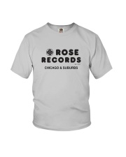 Rose Records Youth T-Shirt tile