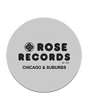 Rose Records Circle Coaster thumbnail