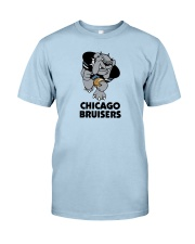 Chicago Bruisers Classic T-Shirt front