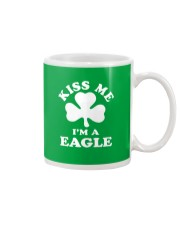 Kiss Me I'm a Eagle Mug tile