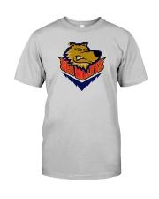 Mississippi Sea Wolves Classic T-Shirt front