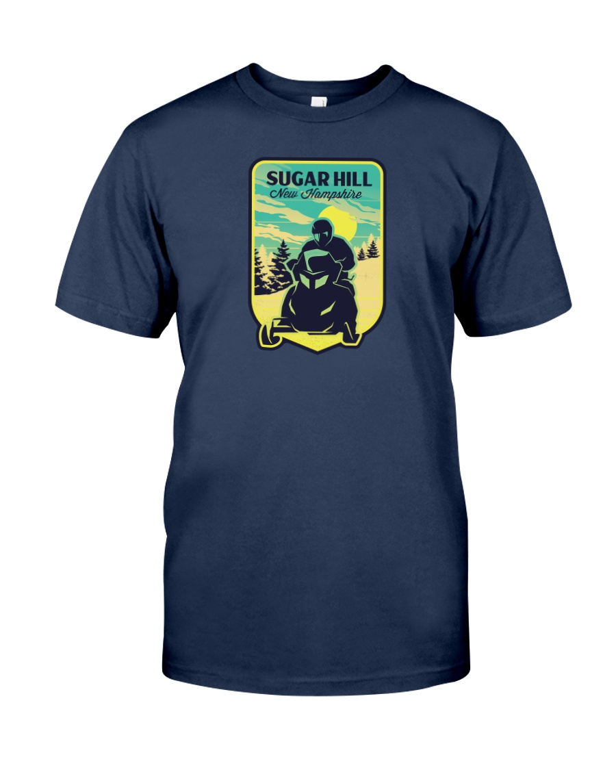 Sugar Hill - New Hampshire Classic T-Shirt