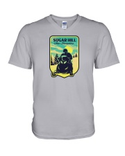 Sugar Hill - New Hampshire V-Neck T-Shirt thumbnail