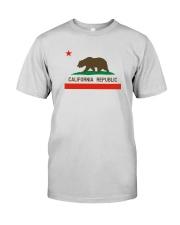 State Flag of California Premium Fit Mens Tee thumbnail