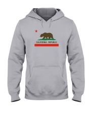 State Flag of California Hooded Sweatshirt thumbnail