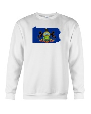 State Flag of Pennsylvania Crewneck Sweatshirt thumbnail