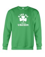 Kiss Me I'm a Urchin Crewneck Sweatshirt thumbnail