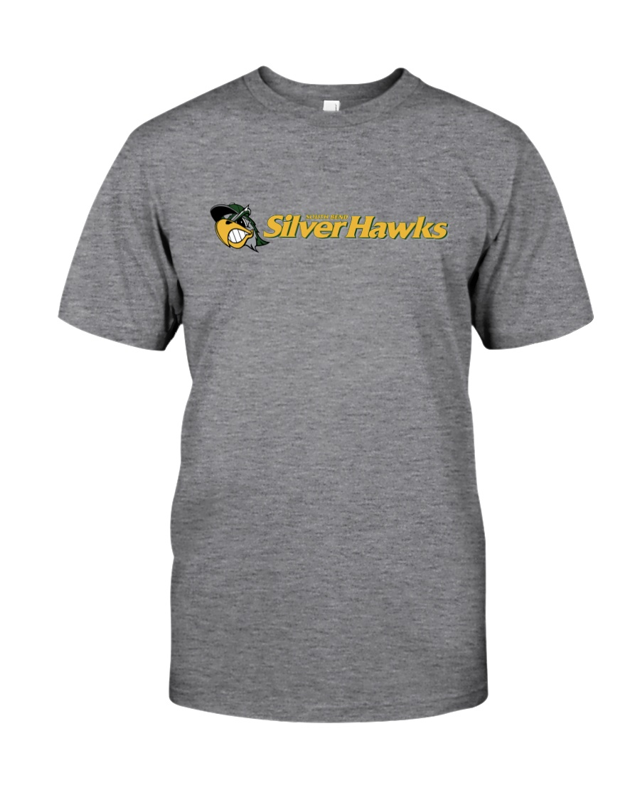 South Bend Silver Hawks Classic T-Shirt