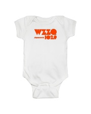 WZZQ 102 Stereo Rock Onesie thumbnail