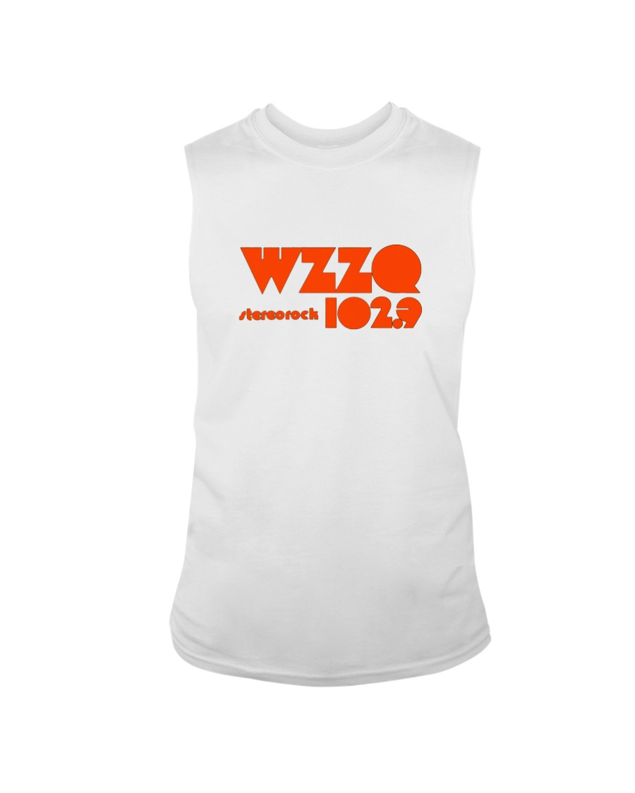 WZZQ 102 Stereo Rock Sleeveless Tee