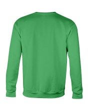 WZZQ 102 Stereo Rock Crewneck Sweatshirt back