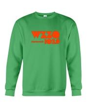 WZZQ 102 Stereo Rock Crewneck Sweatshirt front