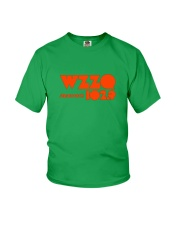 WZZQ 102 Stereo Rock Youth T-Shirt thumbnail