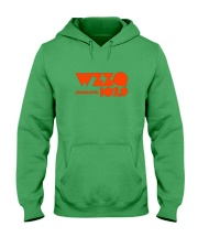 WZZQ 102 Stereo Rock Hooded Sweatshirt thumbnail