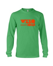WZZQ 102 Stereo Rock Long Sleeve Tee thumbnail