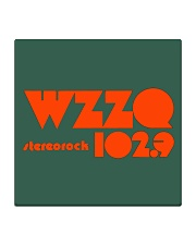 WZZQ 102 Stereo Rock Square Coaster thumbnail