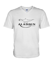 Aladdin Casino V-Neck T-Shirt thumbnail