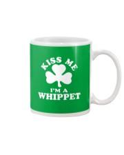 Kiss Me I'm a Whippet Mug thumbnail