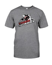 Tallahassee Tiger Sharks Classic T-Shirt front