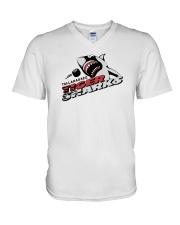 Tallahassee Tiger Sharks V-Neck T-Shirt thumbnail