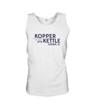 Kopper Kettle - Auburn Alabama Unisex Tank thumbnail
