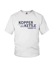 Kopper Kettle - Auburn Alabama Youth T-Shirt thumbnail