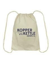 Kopper Kettle - Auburn Alabama Drawstring Bag thumbnail