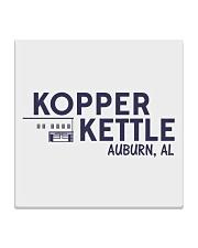 Kopper Kettle - Auburn Alabama Square Coaster thumbnail