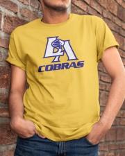 Los Angeles Cobras Classic T-Shirt apparel-classic-tshirt-lifestyle-26