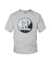 US Quarter - Vermont 2001 Youth T-Shirt thumbnail