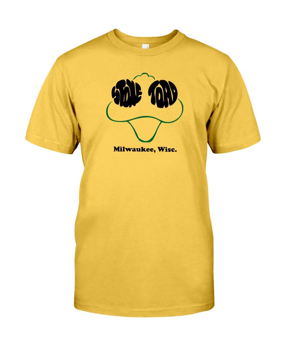 Stone Toad - Milwaukee Wisconsin Classic T-Shirt