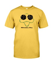 Stone Toad - Milwaukee Wisconsin Classic T-Shirt front