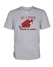 St Louis Eagles V-Neck T-Shirt thumbnail