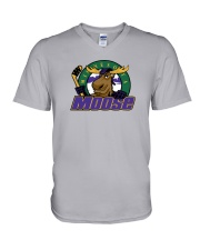 Minnesota Moose V-Neck T-Shirt thumbnail
